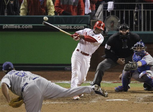 Phillies Player of the '00s: Rollins