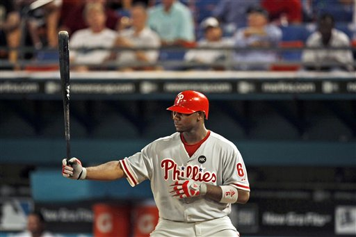 Phillies Sign Howard to Five-Year, $125 Million Extension