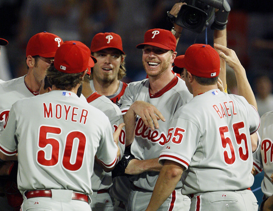 Halladay for Cy Young?