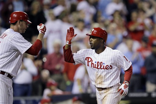 Jimmy Rollins, Roy Halladay