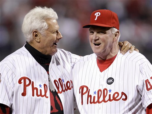 Dallas Green, Charlie Manuel
