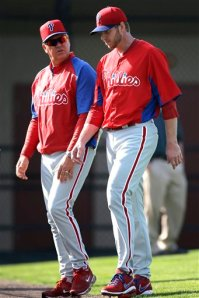 Roy Halladay, Rich Dubee
