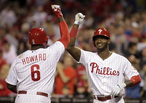 Ryan Howard Domonic Brown