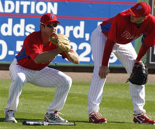 Chase Utley, Roy Halladay