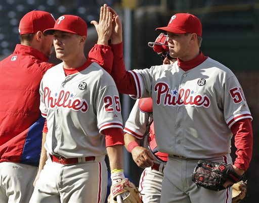 Jonathan Papelbon,  Cliff Lee