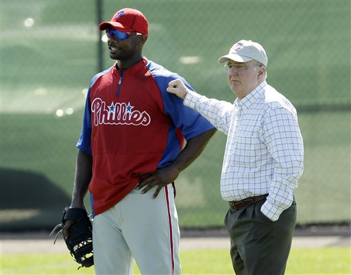 Ryan Howard, David Montgomery